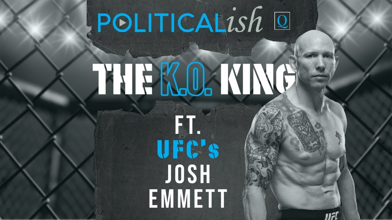 The K.O. King Ft. UFC's Josh Emmett