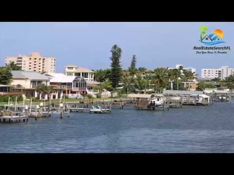 Fort Myers Beach Waterfront Homes Boating Around Estero Island