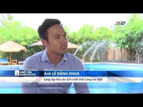 Cá mập Lê Đăng Khoa - Người sáng lập KLD Làng Tre Việt I CCKD