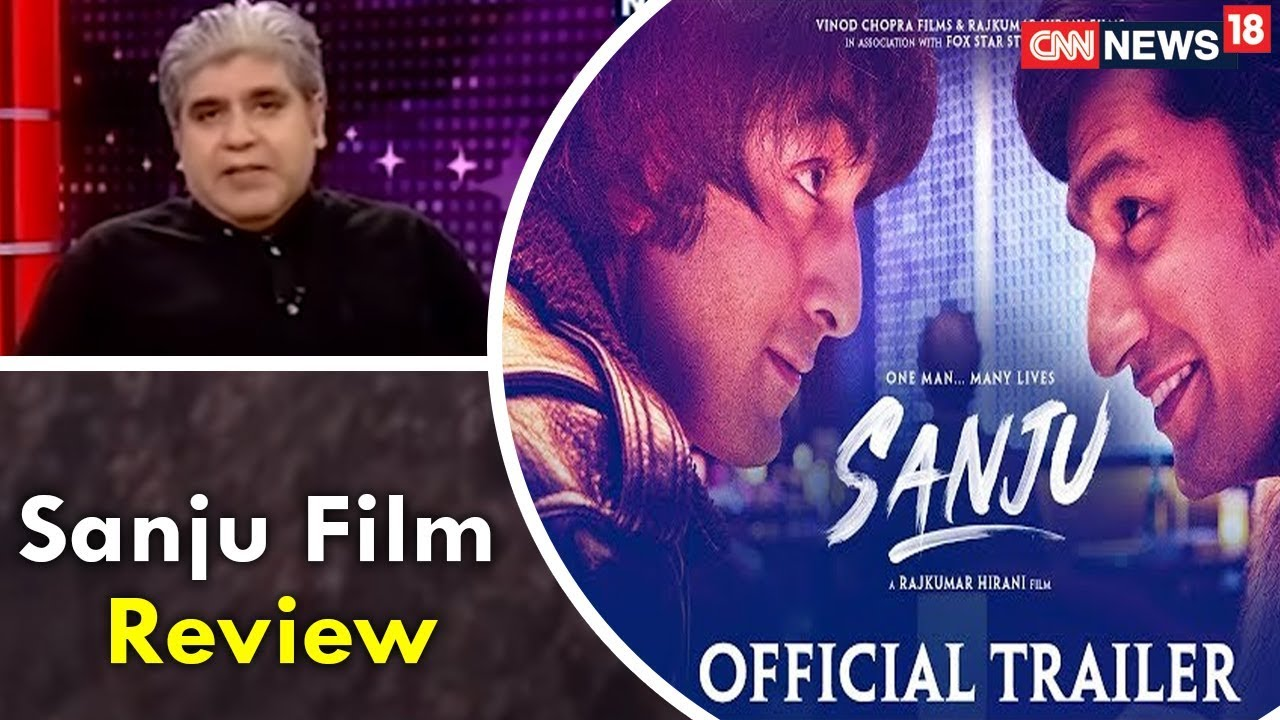 Sanju Film Review By Rajeev Masand | Ranbeer Kapoor Movie Sanju | CNN News18