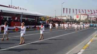 Fatih Kız Lisesi 29 Ekim Bando Gösterisi