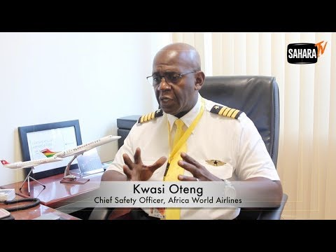 Africa World Airline Pilot Says Robbery Of Commercial Jets On The Runway Happens Only In Nigeria