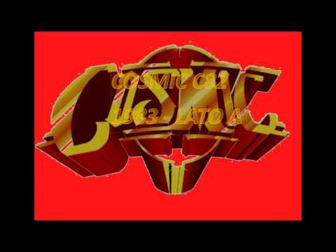 COSMIC C82(CBM)-1983 - LATO A