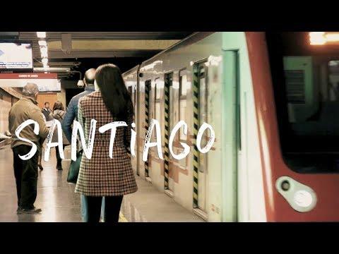Exploring Chile: Santiago