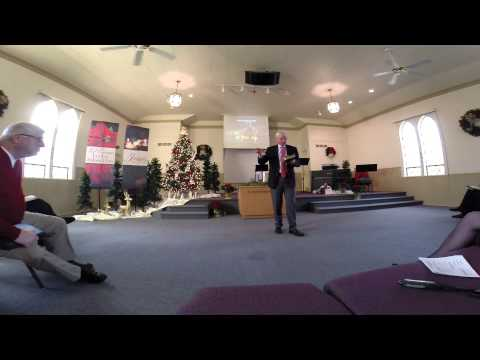 Discovery Christian Church of Bend, Oregon - Sermon - Joy - 3rd week of Advent