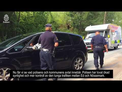 Synligare polis i Dalsland