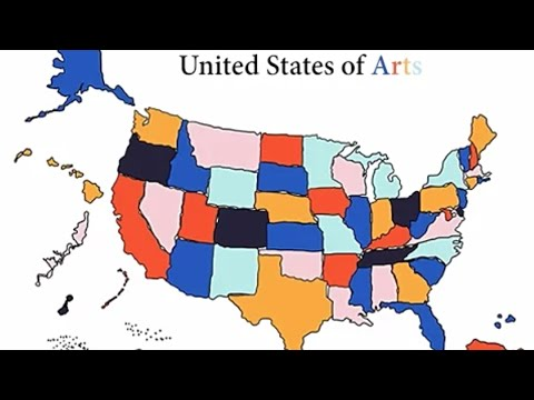 United States of Arts: Arts Midwest