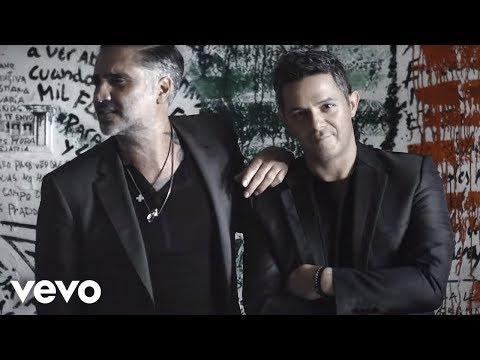 Alejandro Sanz - A Que No Me Dejas ft. Alejandro Fernandez