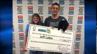 Manistique man claims Lotto 47 winnings
