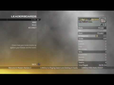MW2 10th Prestige Hack