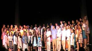 Montclair High School Mixed Choir - Let