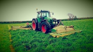 Grass Silage on the Farm 2014