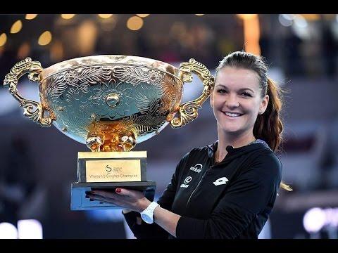 [HD] A.Radwanska vs J.Konta Beijing 2016 Final Highlights + Ceremony