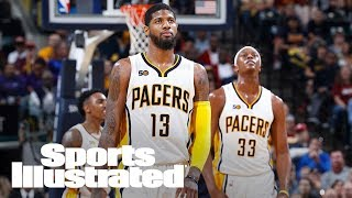 NBA: Lakers, Pacers Discussing Paul George Trade Ahead Of Draft | SI Wire | Sports Illustrated