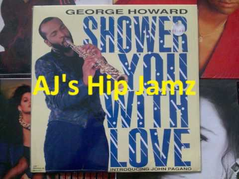 George Howard - Shower You With Love (Instrumental)