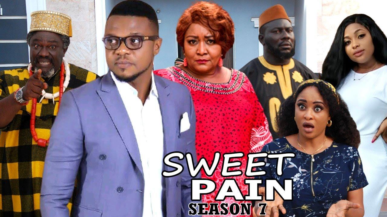 Download SWEET PAINS SEASON 7 (Trending New Movie Full HD) Ken Eric 2021 Latest Nigerian Nollywood New Movie