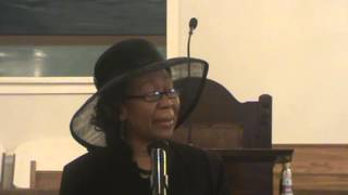 2013 - Seven Hats Program - Poem: The Hats of Christianity - Sis. Shirley Clements