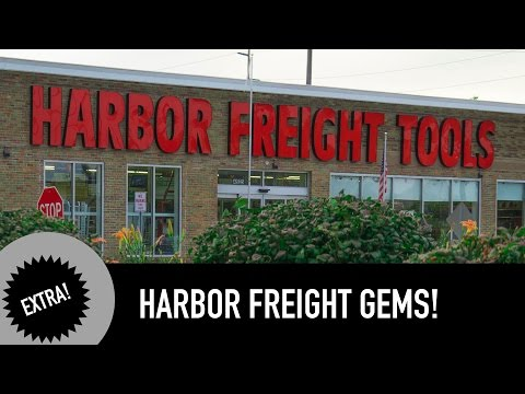 The 5 Best Harbor Freight Tool Gems