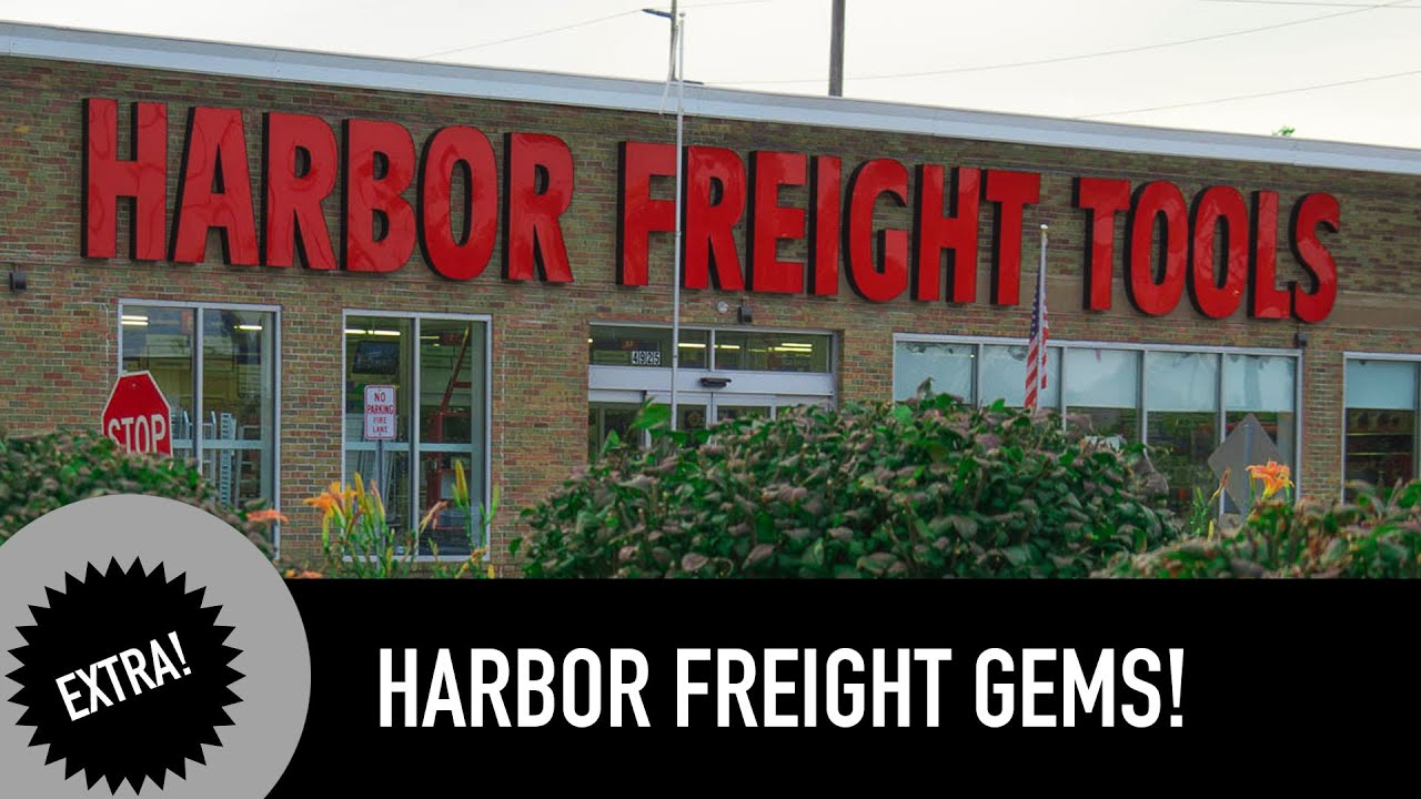 The 5 Best Harbor Freight Tool Gems Youtube