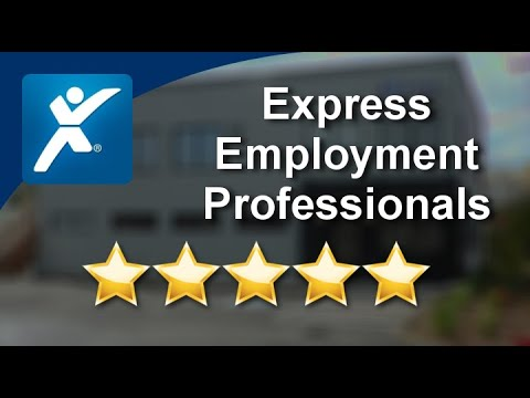 Express Employment Professionals - Eugene, OR  Remarkable 5 Star Review by Roderick D.