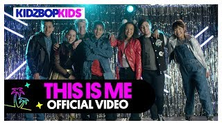 KIDZ BOP Kids - This Is Me (Official Music Video) [KIDZ BOP 39]