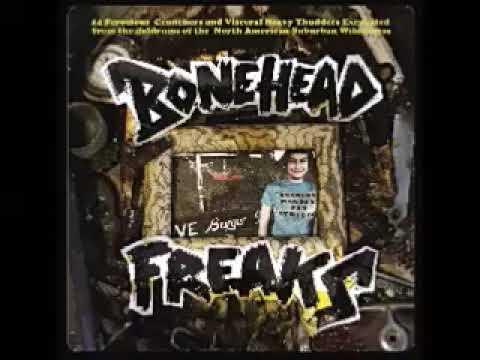 VA – Bonehead Freaks 60s 70s ProtoPunk Heavy Rock Garage Crunchers North American Wilderness Music
