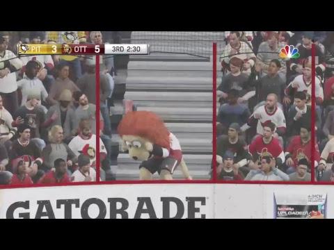 (Live)  Pittsburgh Penguins Vs. Ottawa Senators(Conference Final  Round 3)NHL 17