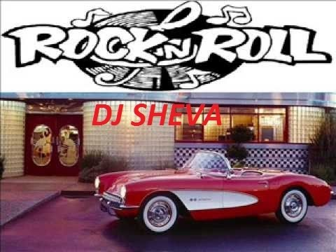 ENGANCHADO DE ROCK AND ROLL BAILABLE   - - - - - DJ SHEVA