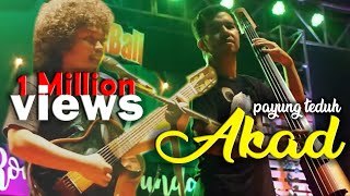 Download Lagu Payung Teduh - Akad ( Live Perform at Bebek Bali ) [HD] MP3