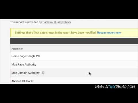 WordPress SEO Tool: Competitor Analytics Tool