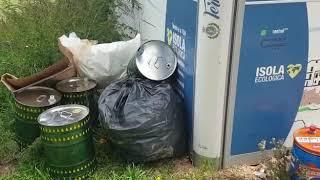 L'eco-box non funziona a Rio Vivo