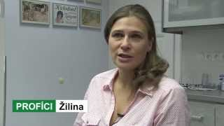 PROFÍCI Žilina -  MUDr. Zuzana Užák Kalužayová - zubný Lekár