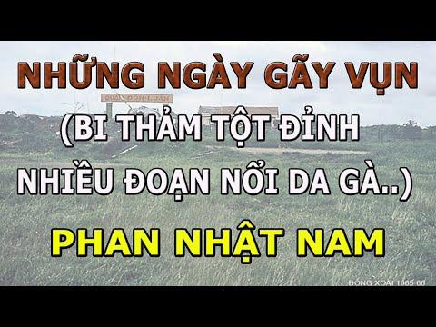Những Ngày Gãy Vụn- Bi Thảm Tột Đỉnh Nhiều Đoạn.. Nổi Da Gà- Phan Nhật Nam.   Foci