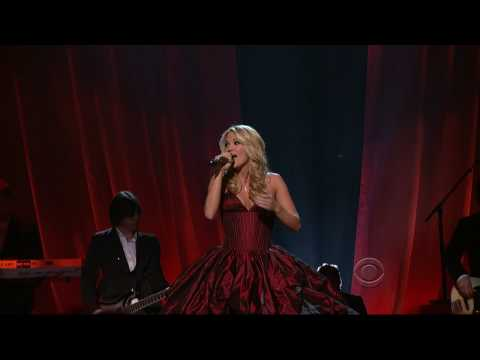 Carrie Underwood - I Told You So ACMA2009