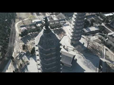 Up in the skies of Taiyuan, Shanxi  '17