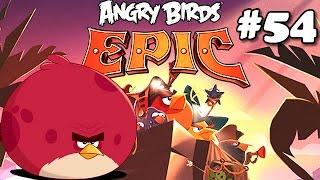 "Angry Birds Epic #54 Arena PVP e ""Happy Year of the Goat"" (Feliz Ano Novo da cabra)"