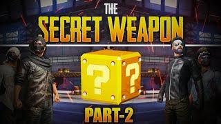 The Secret Weapon   Pubg Mobile Movie   Part-2