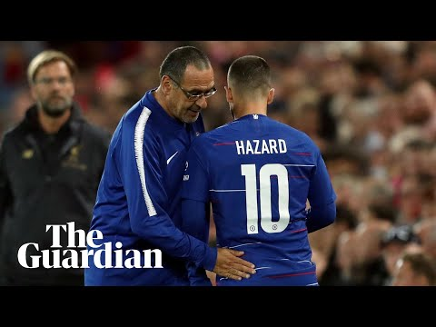 'It's time to decide': Sarri calls for clarity on Hazard's future at Chelsea