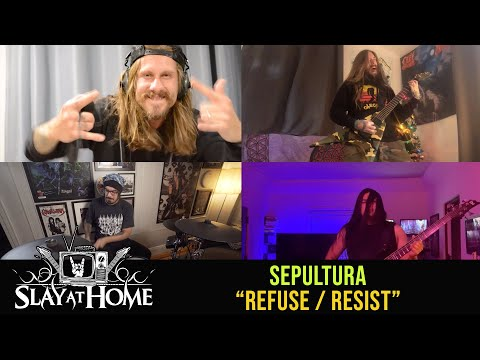 SUICIDE SILENCE + INCITE + ABYSMAL DAWN Cover SEPULTURA | Metal Injection