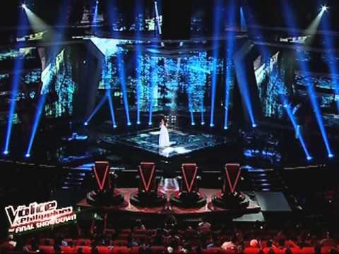 THE VOICE Philippines Finale : Klarisse De Guzman