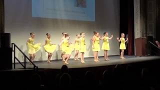 Yanarella School of Dance - You're Never Fully Dressed Without a Smile