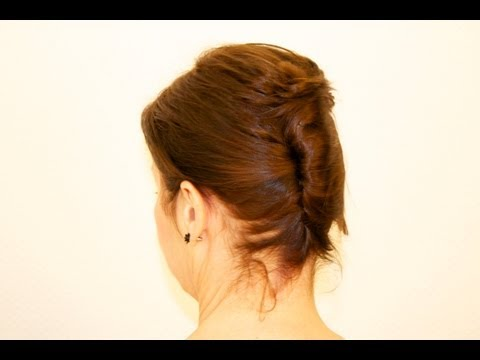 tutoriel coiffure les pinces a chignon et bonus youtube. Black Bedroom Furniture Sets. Home Design Ideas