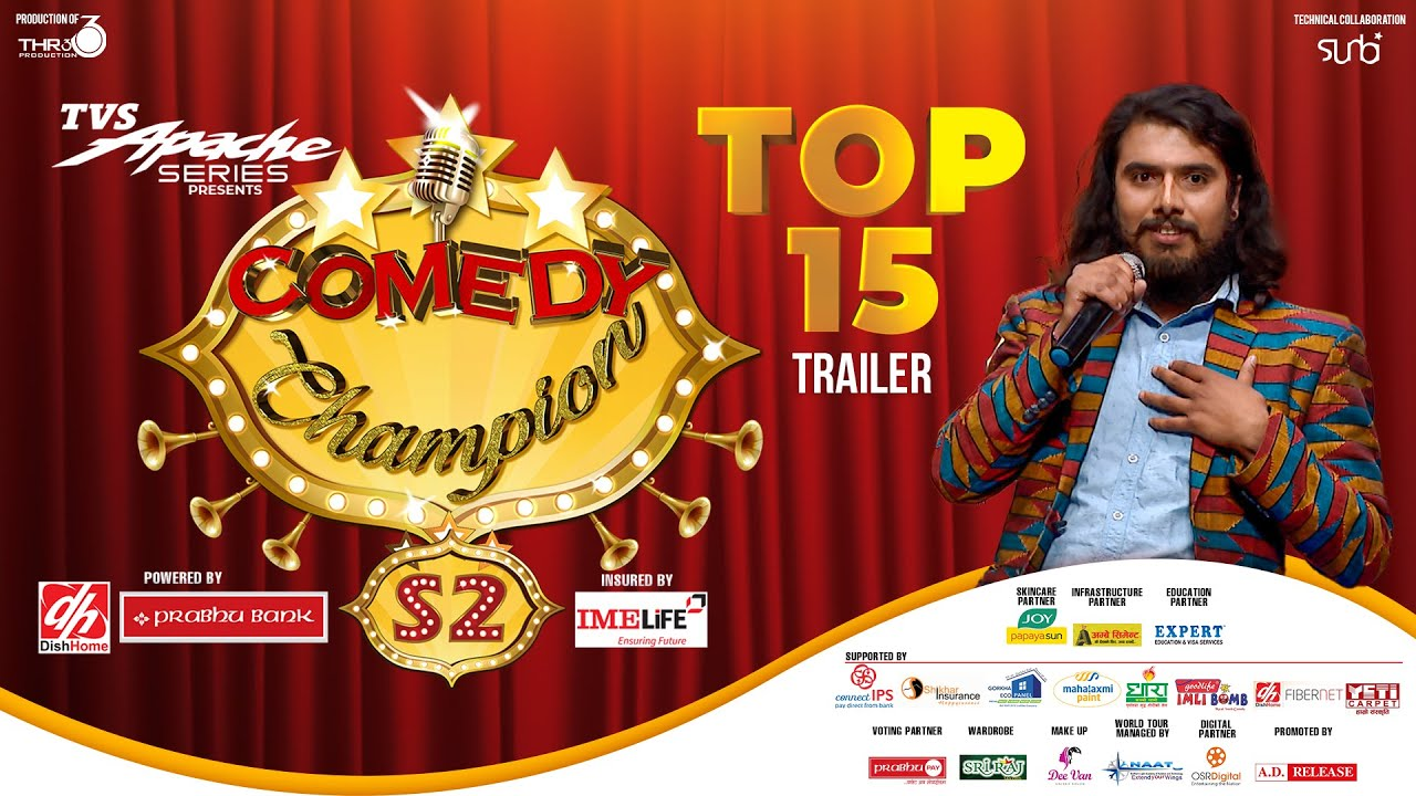 Top 15 Trailer - GHARBHETI || COMEDY CHAMPION S2