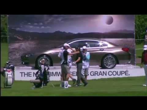 2012 BMW International Open - Andrew Marshall wins BMW 640i Gran Coupé