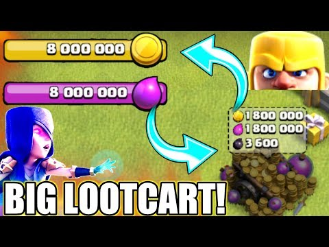 Thumbnail: WHAT HAPPEN IF YOU OPEN COC AFTER 3 MONTH | BIG LOOTCART