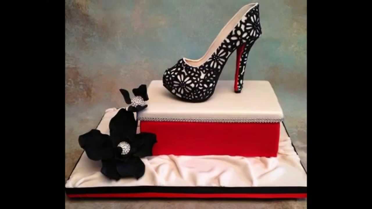 The Birthday Cake Beautiful Shoe To A Dear Youtube