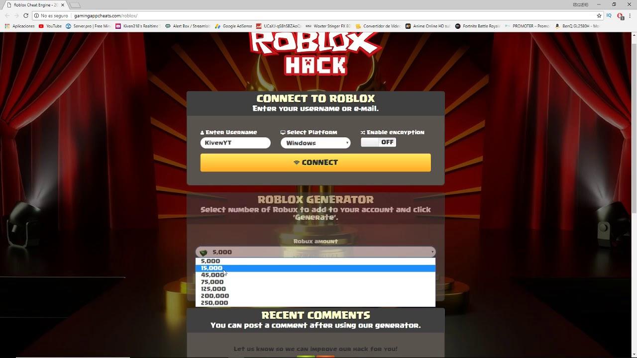 Generador De Robux 5000 Robux Gratis Free Robux Work Septiembre