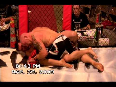 "Paul ""The Heat"" Burns XFC MMA - 2009"