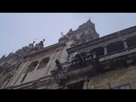 El temporal Karim deja lluvia y viento en toda Galicia