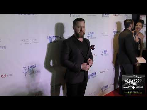 AJ Buckley at the 2017 Ante Up! for a Cancer Free Generation at Sofitel Hotel in West Hollywood